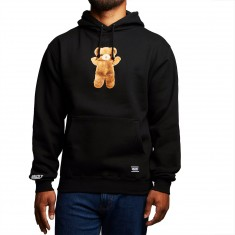 Grizzly Childhood Hoodie - Black