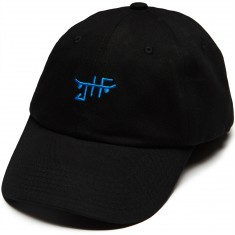 Just Have Fun Classic Skate Dad Hat - Black