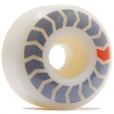 Wayward Chevron Quickstrike Full Skateboard Wheels - 54mm