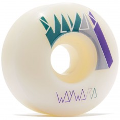 Wayward Shapeshifter Silvas Quickstrike Skateboard Wheels - 51mm
