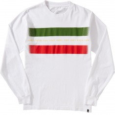 Just Have Fun Whats Goochie Long Sleeve T-Shirt - White