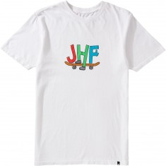Just Have Fun Toons T-Shirt - White