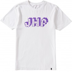 Just Have Fun Brick By Brick T-Shirt - White