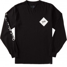 Just Have Fun Legacy Long Sleeve T-Shirt - Black/White