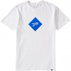 Just Have Fun Legacy T-Shirt - White/Royal