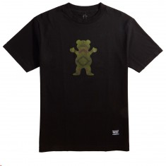 Grizzly Forester OG Bear T-Shirt - Black