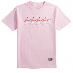 Grizzly Flush T-Shirt - Pink