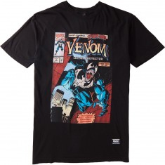 Grizzly X Venom Cover T-Shirt - Black