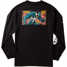 Grizzly X Venom Longsleeve T-Shirt - Black