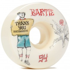 Bones STF Bartie Thank You V1 Skateboard Wheels - 54mm
