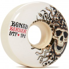 Bones STF Berger Medusa 54mm V3 Skateboard Wheels - 54mm