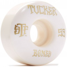 Bones STF Tucker Title V1 Skateboard Wheels - 53mm