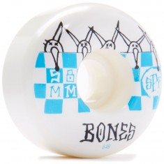 Bones SPF Tiles 84b P2 Skateboard Wheels - 58mm