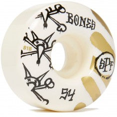 Bones SPF War Paint 81b P4 Skateboard Wheels - 54mm