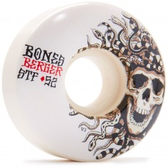 Bones STF Berger Medusa V3 Skateboard Wheels - 52mm