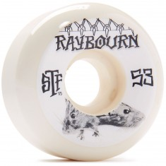 Bones STF Raybourn Choose V5 Skateboard Wheels - 53mm