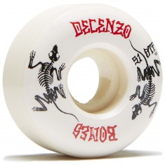 Bones STF Decenzo Remains Skateboard Wheels - 51mm