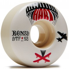 Bones STF Hart Drop Boards V1 Skateboard Wheels - 53mm