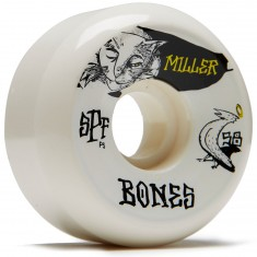 Bones SPF Miller Guilty Cat Skateboard Wheels - 58mm
