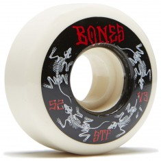 Bones STF V3 Series 2017 Skateboard Wheels - 52mm