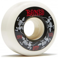 Bones STF V3 Series 2017 Skateboard Wheels - 54mm