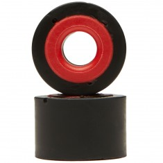 Hardcore Barrel Bushings - Black/Red - 93a