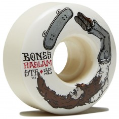 Bones STF Haslam Scorpion Skateboard Wheel - 52mm