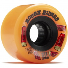 Bones Rough Riders Shotgun Skateboard Wheels - Orange - 56mm