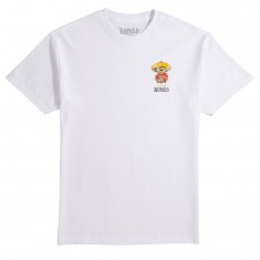 Bones Cruz Weedy T-Shirt - White