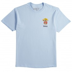 Bones Cruz Weedy T-Shirt - Blue