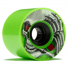 Powell Peralta Kevin Reimer Race Longboard Wheels - Green - 72mm