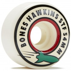 Bones STF Hawkins Rocket V1 Skateboard Wheels - 54mm