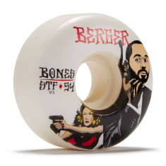 Bones STF Berger Spy Skateboard Wheels - 54mm