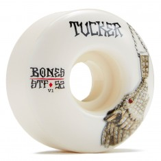 Bones STF Tucker Wolf Chain V1 Skateboard Wheels - 52mm