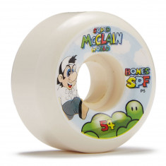 Bones SPF McClain Super P5 Skateboard Wheels - 54mm