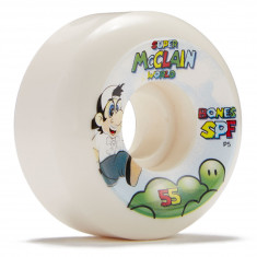 Bones SPF McClain Super P5 Skateboard Wheels - 55mm