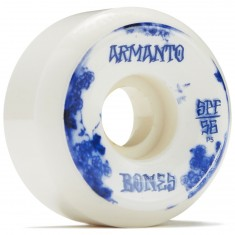 Bones SPF Armanto Blue China P5 Skateboard Wheels - 56mm