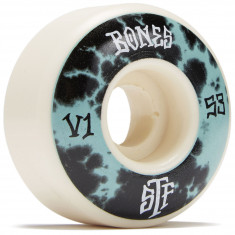 Bones Deep Dye STF Skateboard Wheels - 53mm