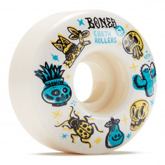 Bones STF Sieben Earth Rollers V1 Skateboard Wheels - 52mm