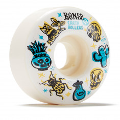 Bones STF Sieben Earth Rollers V1 Skateboard Wheels - 53mm