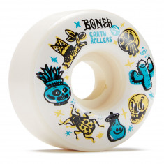 Bones STF Sieben Earth Rollers V1 Skateboard Wheels - 54mm