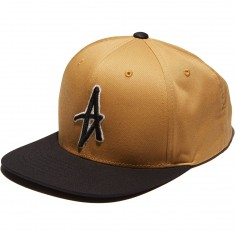 Altamont Decades Hat - Black/Gold