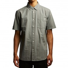 Altamont Frith Short Sleeve Shirt - Grey/Heather