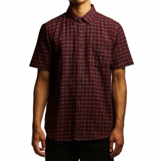 Altamont Frith Short Sleeve Shirt - Red