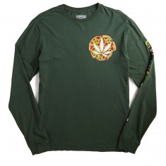 Altamont Give It A Chance Longsleeve T-Shirt - Forest
