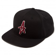 Altamont Decades Snapback Hat - Black