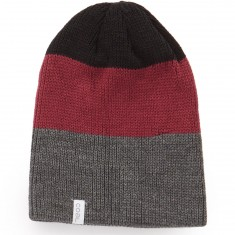 Coal The Uniform Beanie - Black Marl