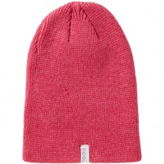 Coal The Frena Solid Beanie - Heather Pink