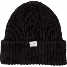 Coal The Eddie Beanie - Black