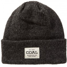 Coal The Uniform SE Beanie - Heather Black